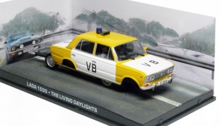 1:43 VAZ Lada 1500 VB - The living daylights (+k) - Universal Hobbies