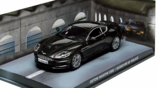 1:43 Aston Martin DBS - Quantum of Solace - Universal Hobbies