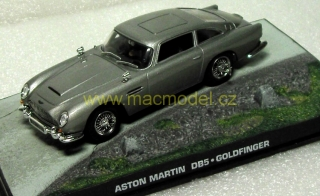 1:43 Aston Martin DB5 - Goldfinger - Universal Hobbies