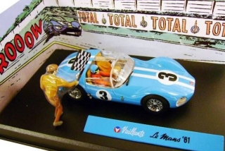 1:43 Vaillant LeMans ´61 # 3 - Atlas