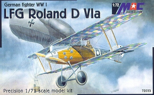 1:72 Roland D VI.a - MAC.distribution
