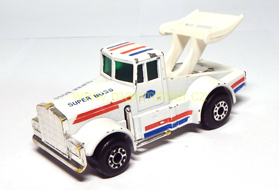 1:59 Kenworth Super Boss, bez krabičky - Matchbox
