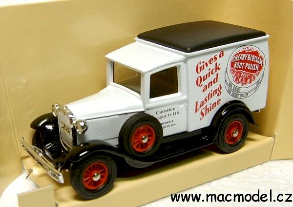 1:43 Ford A 1930 Cherry Blossom - Matchbox