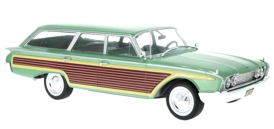 1:18 Ford Country Squire 1960 zelený - MCG