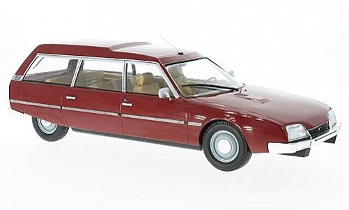 1:18 Citroen CX 2200 Super break s.1 tm.červený - MCG