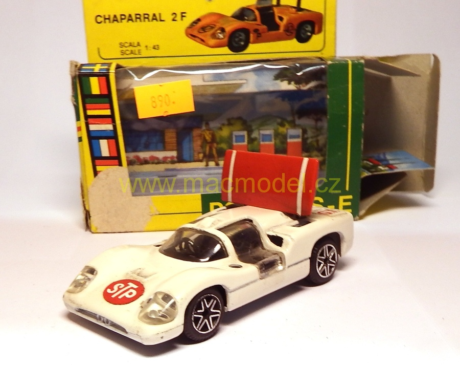 1:43 Chaparral  2F - Politoys