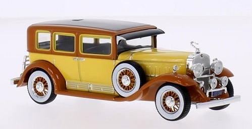 1:43 Cadillac V16 LWB Imperial sedan 1930 - White Box