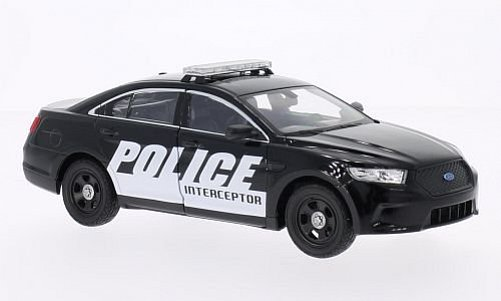 1:24 Ford Interceptor Police - Welly