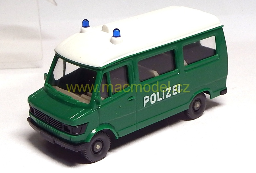 1:87 Mercedes-Benz 408 bus Polizei - Wiking