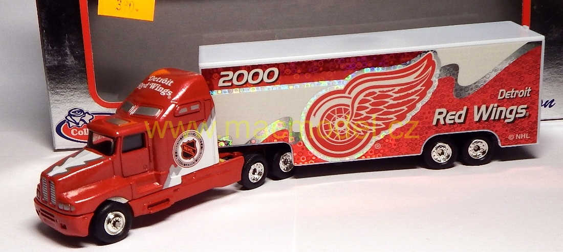 1:64 Kenworth NHL 2000 Detroit Red Wings - White Rose