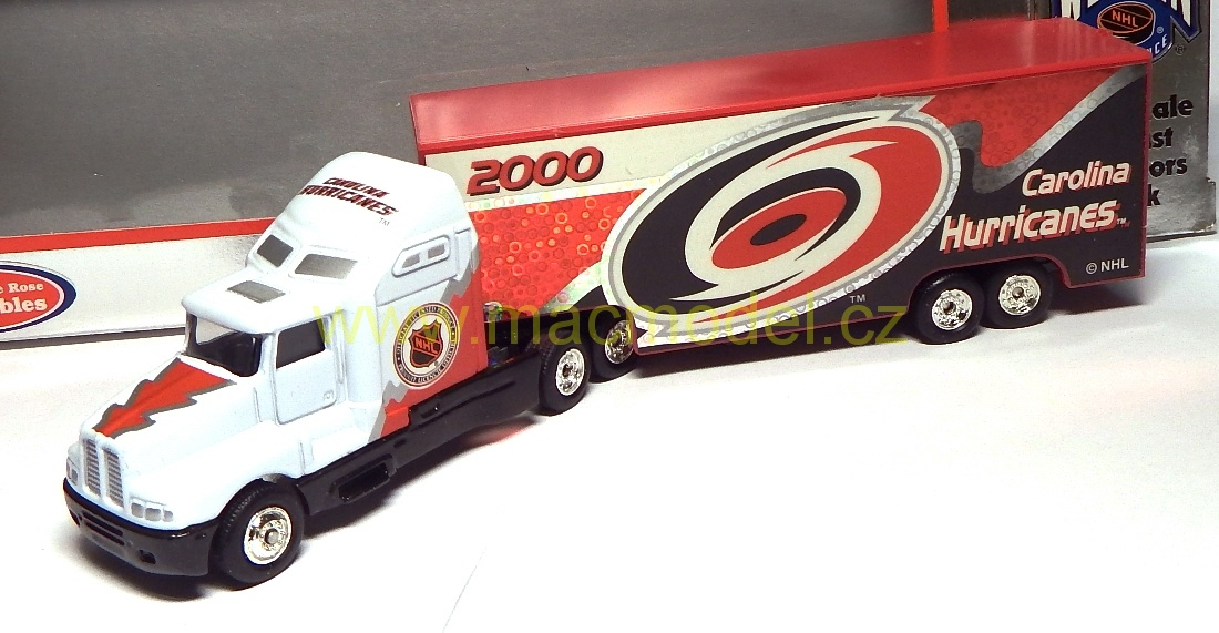 1:64 Kenworth NHL 2000 Carolina Hurricanes - White Rose