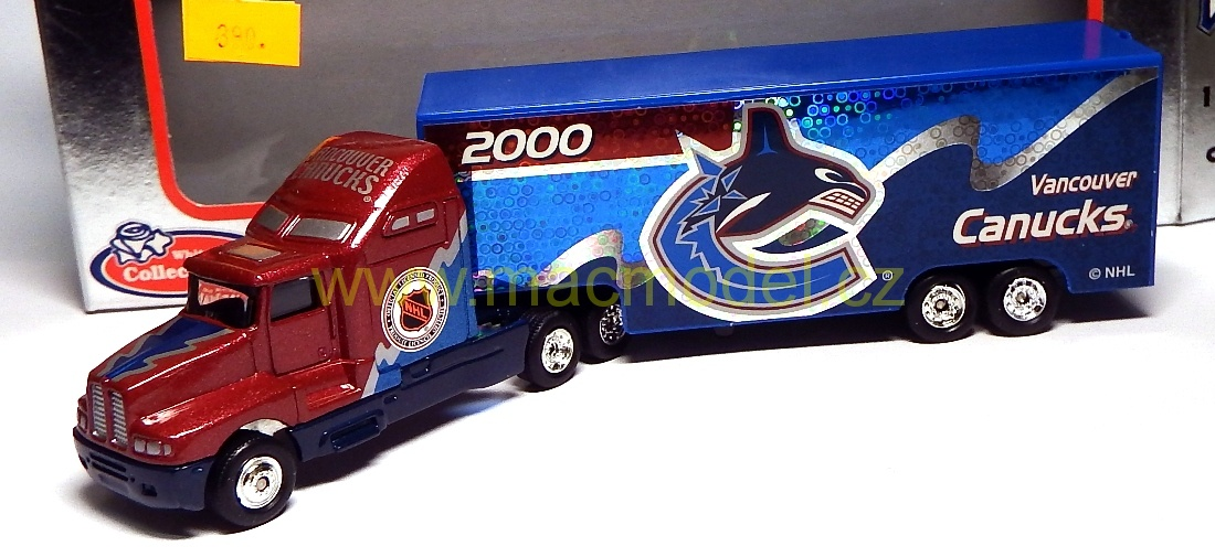 1:64 Kenworth NHL 2000 Vancouver Canucks - White Rose