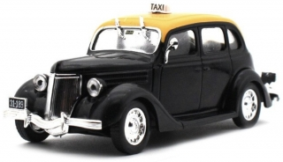 1:43 Ford V8 taxi Montevideo 1950 - Atlas