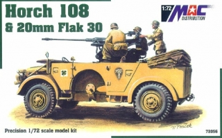 1:72 Horch 108 Flak 30 - MAC.distribution