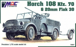 1:72 Horch 108 Kfz 70 - MAC.distribution