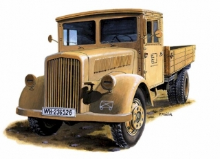 1:72 Opel 3t 1944 - MAC.distribution