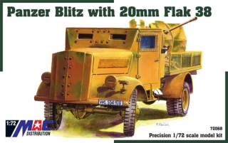 1:72 Opel Panzeropel + falk 38 - MAC.distribution