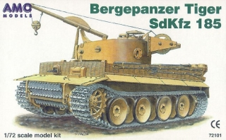 1:72 Bergepanzer Tiger  - MAC.distribution