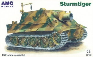1:72 Sturmtiger  - MAC.distribution